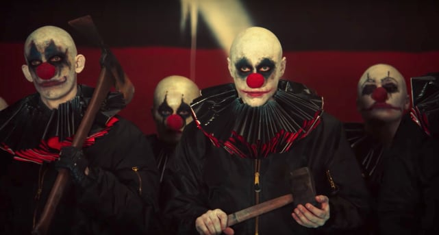 American Horror Story - Clown Posse