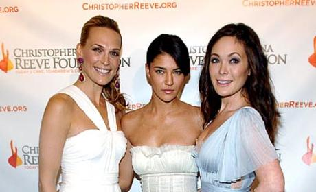 Jessica Szohr and Friends