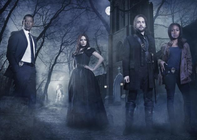 Sleepy Hollow Cast Pic