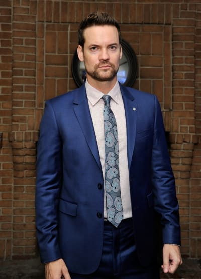 Shane West Attends Event