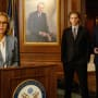Press Confernce - Madam Secretary Season 4 Episode 4