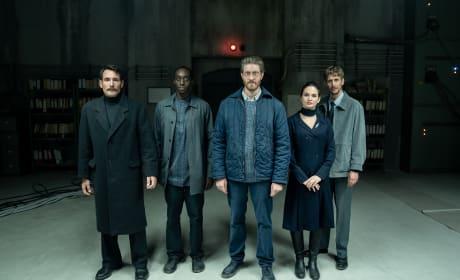 Prime Management - Counterpart Season 2 Episode 6