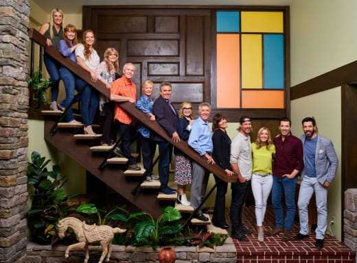 Iconic Brady Stairwell