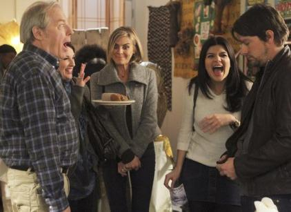 Watch Happy Endings Season 2 Episode 11 Online