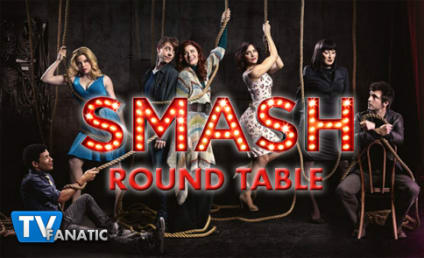 "Smash Round Table: ""The Cost of Art"""