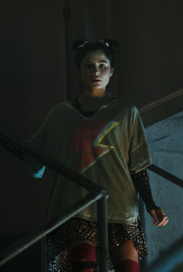 Baby Doll At The Top Of The Stairs Doom Patrol Season 2 Episode