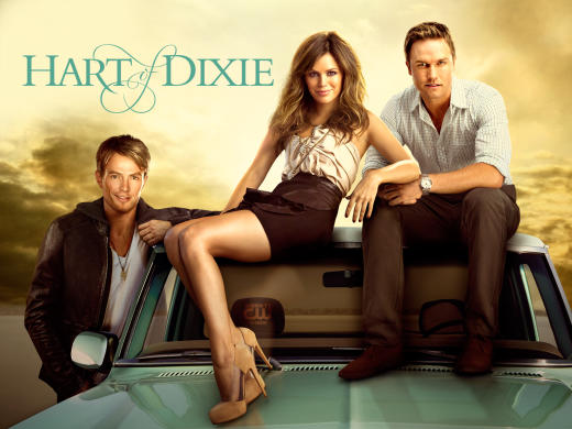 Hart of Dixie Season 3 Poster