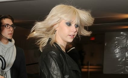 Taylor Momsen Attends Fashion Week Show
