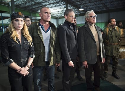Watch DC's Legends of Tomorrow Season 1 Episode 2 Online
