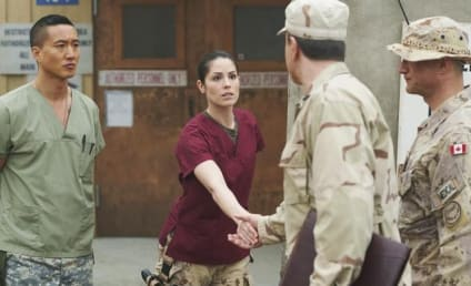 "Combat Hospital Review: ""On the Brink"""
