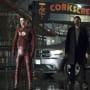 Corkscrew - The Flash Season 2 Episode 19