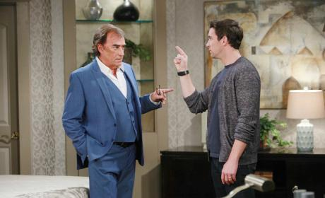 Chad Works Andre - Days of Our Lives