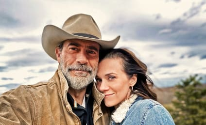 The Walking Dead: Hilarie Burton, Jeffrey Dean Morgan's Real-Life Wife to Play Lucille