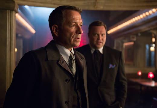 Alfred on Gotham