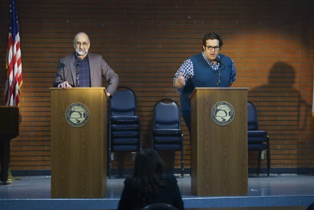Debate time - Scorpion Season 3 Episode 17