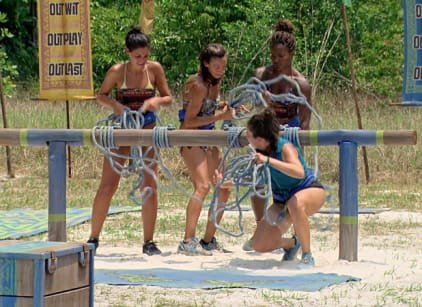Watch Survivor Season 32 Episode 9 Online