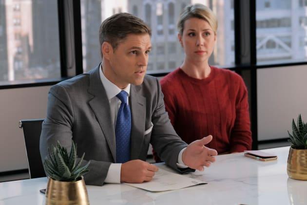 Richard and Cleo - The Bold Type Season 2 Episode 8