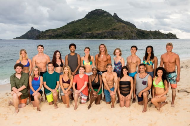 Survivor Season 36 Group Photo