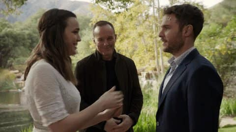 A FitzSimmons Wedding - Agents of S.H.I.E.L.D. Season 5 Episode 12
