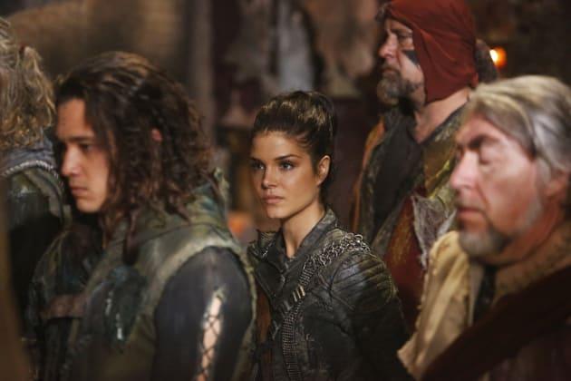 Octavia in Polis – The 100 Season 4 Episode 2
