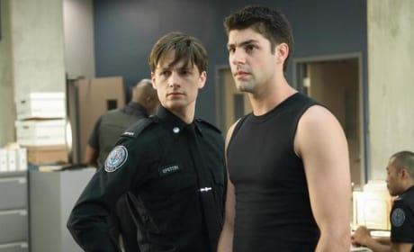 Dov and Diaz