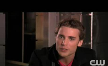 Dustin Milligan Interview