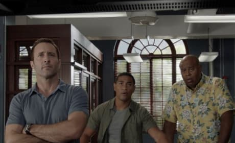 Locating the Suspect  - Hawaii Five-0 Season 9 Episode 12