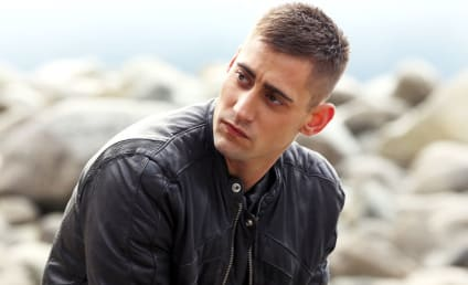 Michael Socha to Join Cast of Once Upon a Time