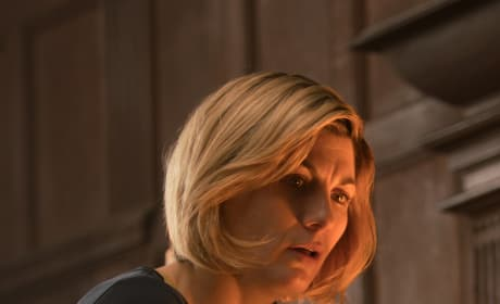 Close Up on The Doctor - Doctor Who Season 11 Episode 8
