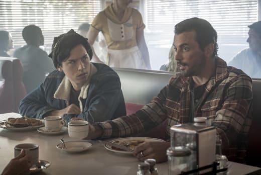 FP's Home - Riverdale Season 2 Episode 8