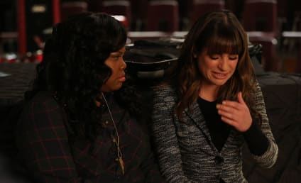 Amber Riley Breaks Silence on Lea Michele Controversy