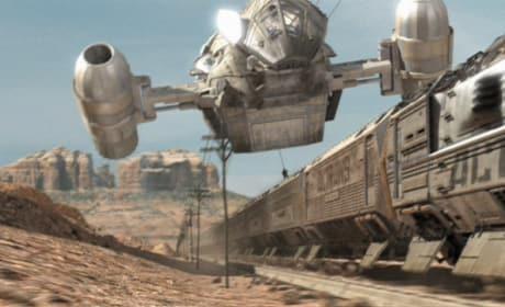 Robbing a Train