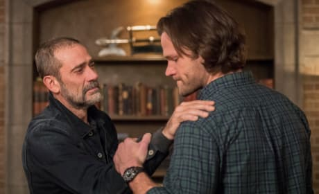 A Tender Moment - Supernatural Season 14 Episode 13