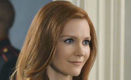 Darby Stanchfield as Abby Whelan -- Scandal