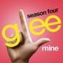 Glee cast mine