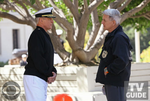 Bruce Boxleitner on NCIS