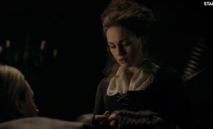 Outlander Promo: Brianna Finds Bad Company