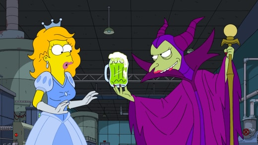 It's Halloween - The Simpsons