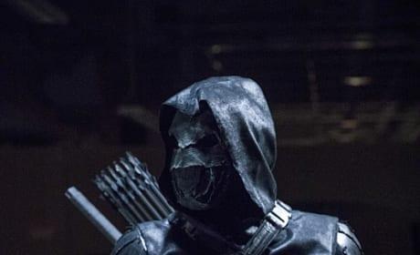 Prometheus - Arrow Season 5 Episode 9