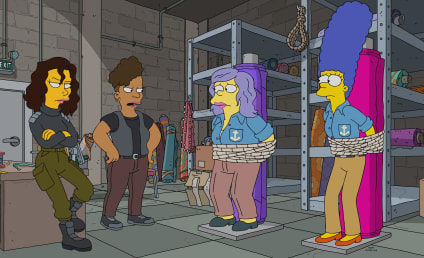 Watch The Simpsons Online: Season 32 Episode 18