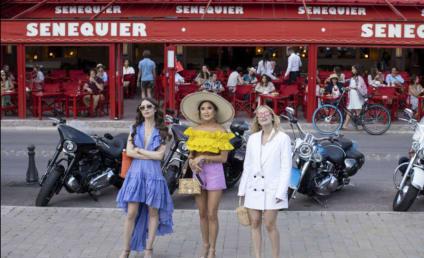 Emily in Paris Season 2 Promo Reveals Premiere Date
