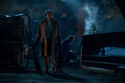 Picking Up the Pieces - American Gods Season 2 Episode 3