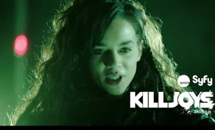 Killjoys Trailer: Interstellar Fugitives Beware
