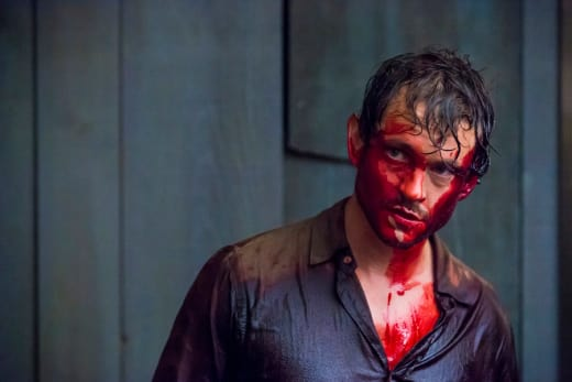 Will in Italy - Hannibal