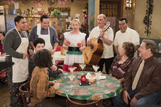 Birthday Song - Roseanne Season 10 Episode 8