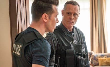 Antonio and Voight - Chicago PD Season 5 Episode 6