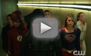 DCTV Crisis on Earth-X Crossover Promo: A Wedding to Remember?