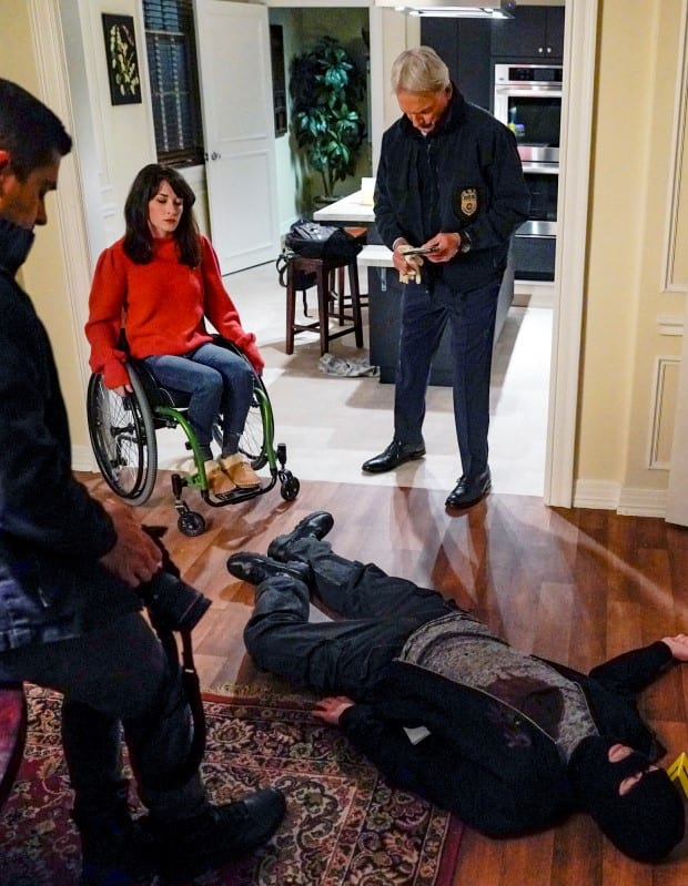 Man Down! - NCIS Season 16 Episode 14