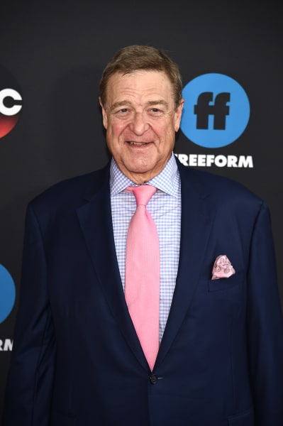 John Goodman Attends ABC Upfront