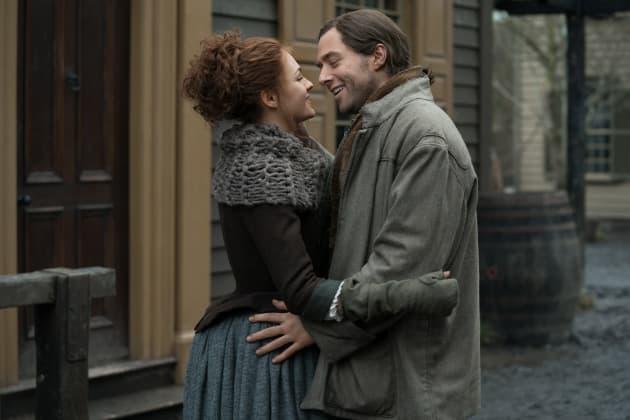 Reunited and It Feels So Good - Outlander Season 4 Episode 8